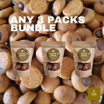 Any 3 Packs Cookies Bundle